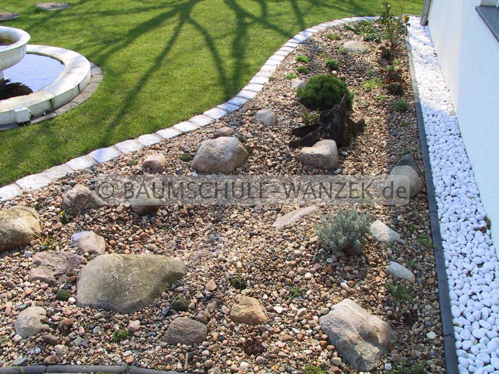 Baumschule Wanzek - Gartengestaltung - Gestaltungsbeispiele ...